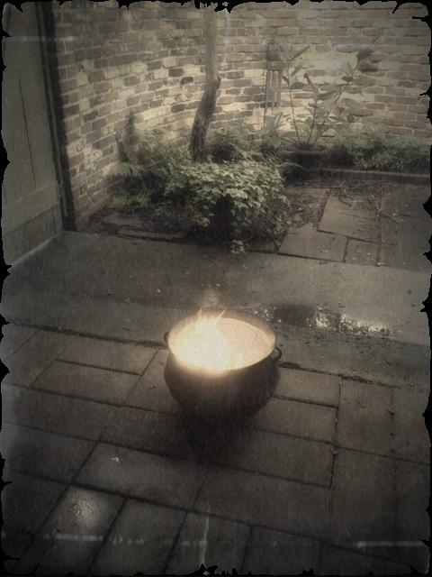 Round About the Cauldron Go... (1/5)